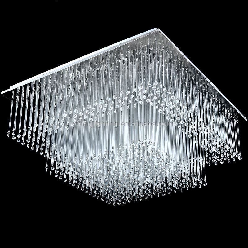 Crystal Ceiling Lamps for Home Lighting
