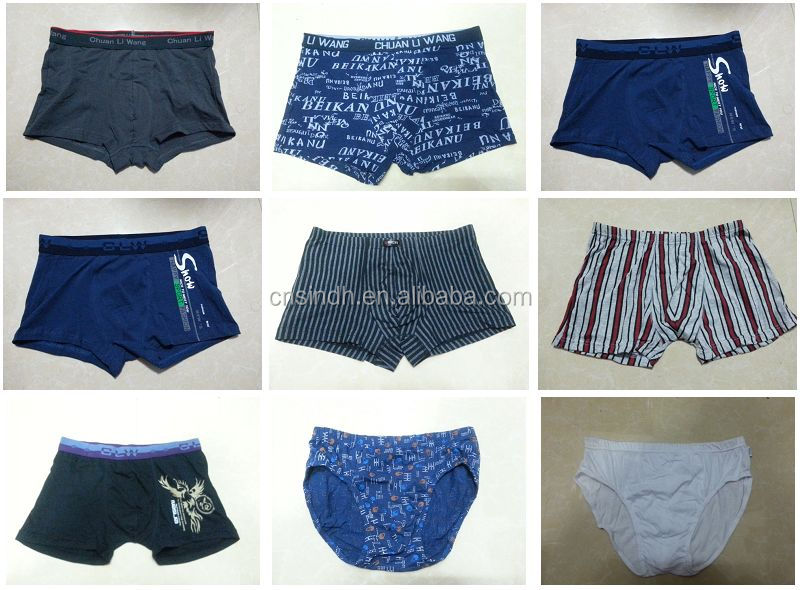 ice silk men's boxer shorts