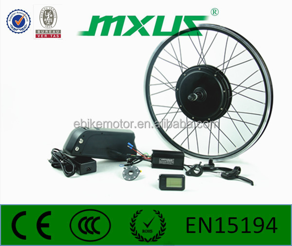 500w-1000w powerful electric bicycle kit from motor factory