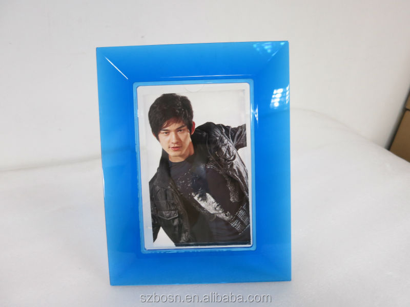 Beautiful Design Acrylic Photo Frame,Lucite Picture Frame, Perspex/Plexiglass Frame Display