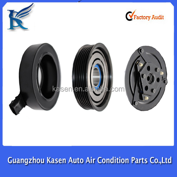Hot sales CVC car aircon compressor clutch for Renault Megane 6PK