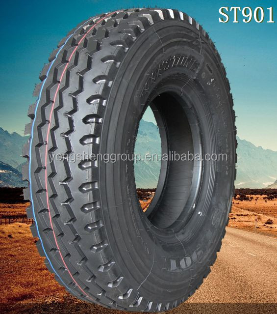China wholesale truck tire 1200R24 ST901