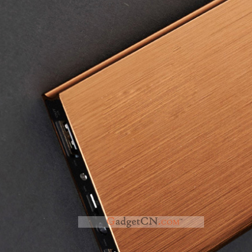 8000mah Ultra thin Portable powerbank