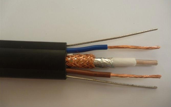CCTV camera Cable for elevator RG59/RG58 inside flat travelling ...