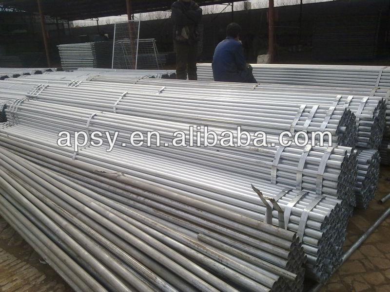 Hot Sale China factory Australia style Galvanized Temporary Construction Wire Fence Panels