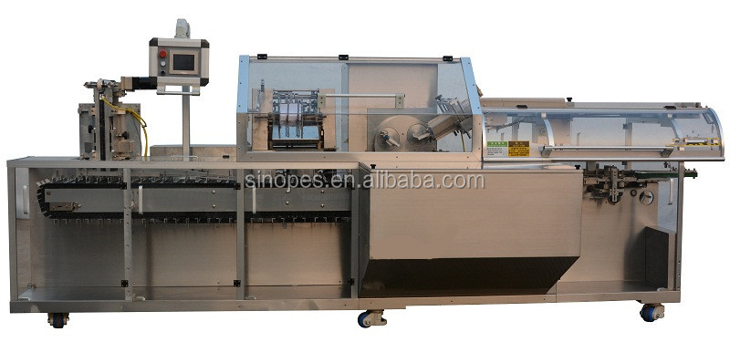 Automatic Cartoner, Cartoning Machine, High Speed Cartoning Machine
