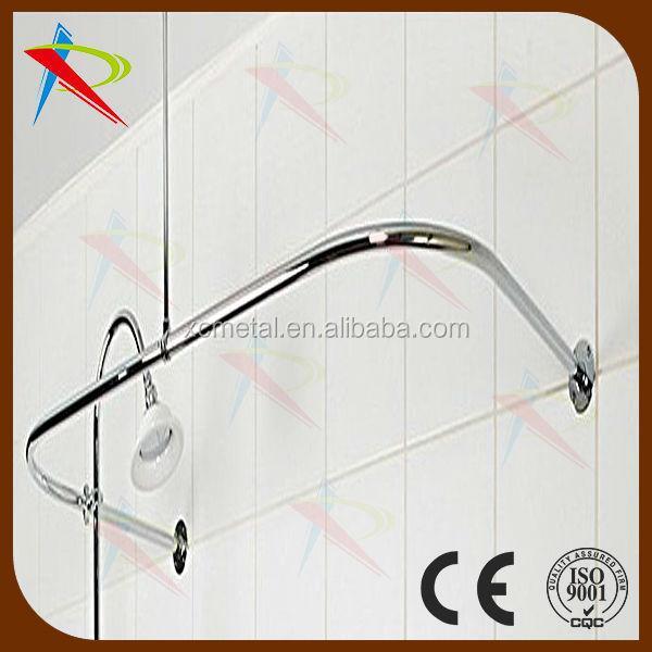 L Shape Hospital Curtain Rail Shower Curtain Rail Buy Shower Curtain Rail Flexible Hospital