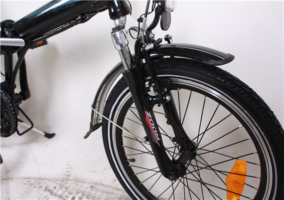 20'' alloy mini folding electric bike/bycicles with best quality TDN04Z