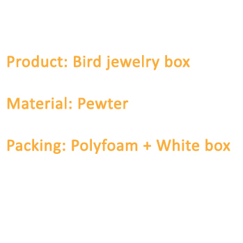 New Product Jewelry Box For Ring Necklace Bracelet Set Earring