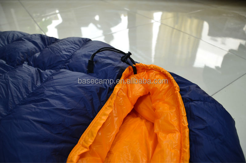 2014 Routman camping down mummy sleeping bag RS-3042