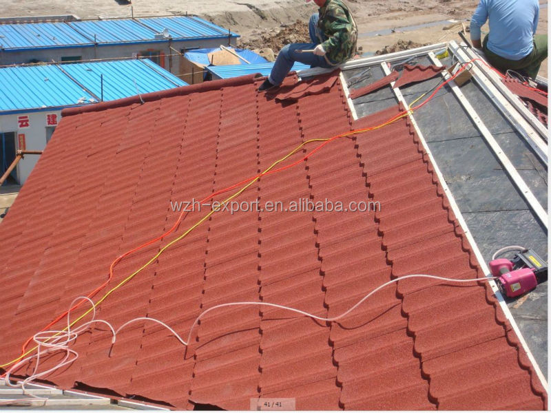 Stone Coated Roof Tiles Price In Philippines Metal
