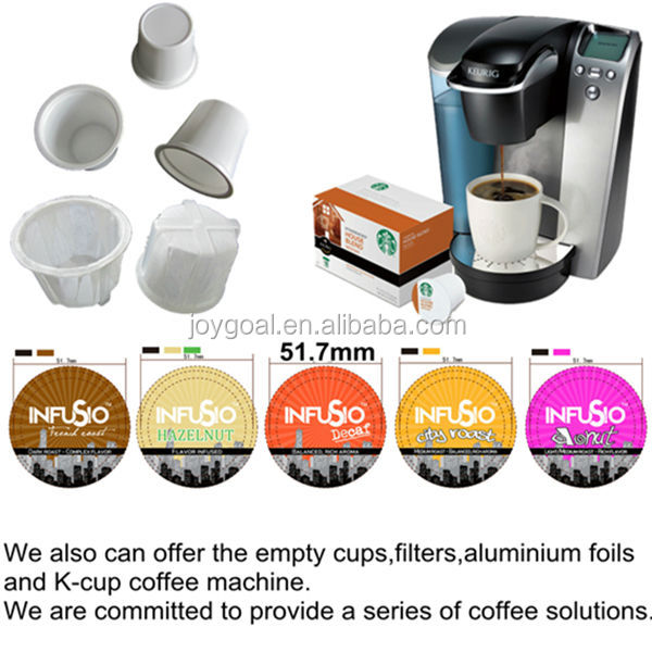 k cup filling Machine/k cup sealing machine/k cup filling and sealing machine