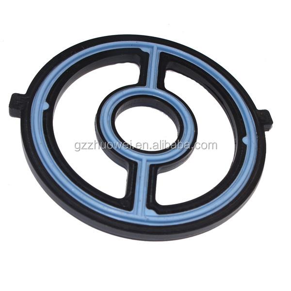 Engine Oil Cooler Seal Gasket For Mazda Engine 3 5 6 Cx 7: 2008-2014 Mazda 3,5,6,Cx-5 Cx-7 Miata Oil Cooler Gasket
