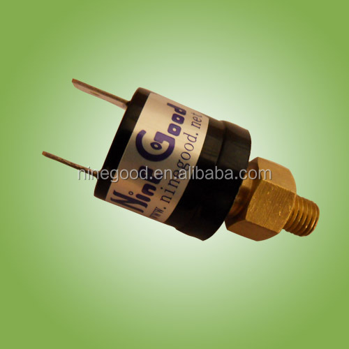 water pump pressure control switch