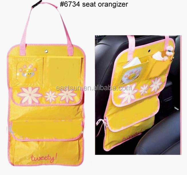 various car seat back organizer for promotion