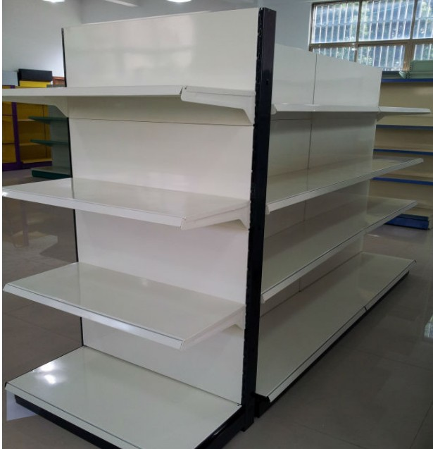 Top Hot!!!! High quality fashion Eupo style gondola supermarket bread display shelf