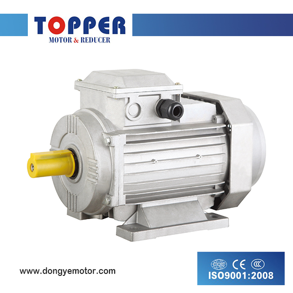 ABB series aluminum house high eficiency three phase electric motors