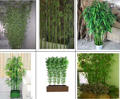 Interior decoration artificial branches bamboo stick buy for Bambu decoracion interior