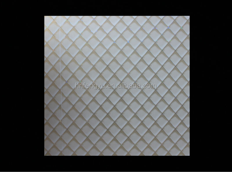 artistic gypsum ceiling tiles, pvc ceiling panels made in china for plasterboard