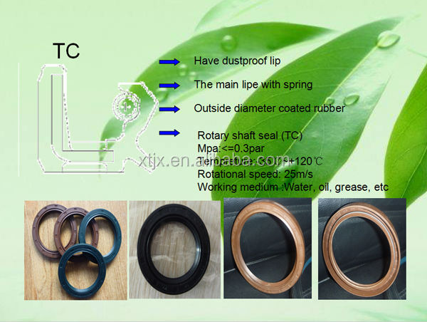 Auto front fork oil seal factory