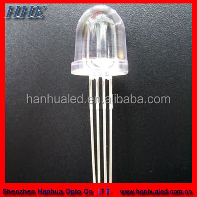 20-30 degree beam angle 5mm bullet led with concentrated lights