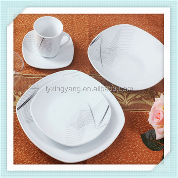 dinner set items name,fine china wholesale,porcelain dinner set