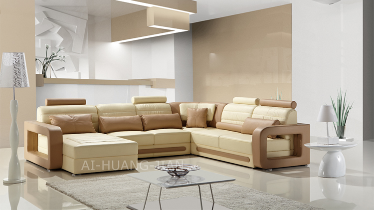 Hot sale good quality corner dubai sofa furniture latest for Latest furniture designs