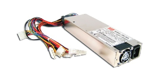 MEANWELL IPC-300A -5V 300W Industrial 1U ATX 12/P4 PC Power Supply