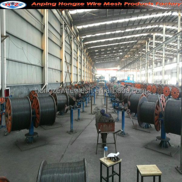 hot dipped /electro galvanized iron binding wire ( ISO9001 Manufacturer) Anping Factory