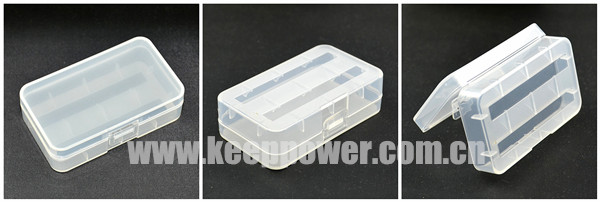 18650 3350mAh - High capacity Li-ion rechargeable battery LG INR18650F1L
