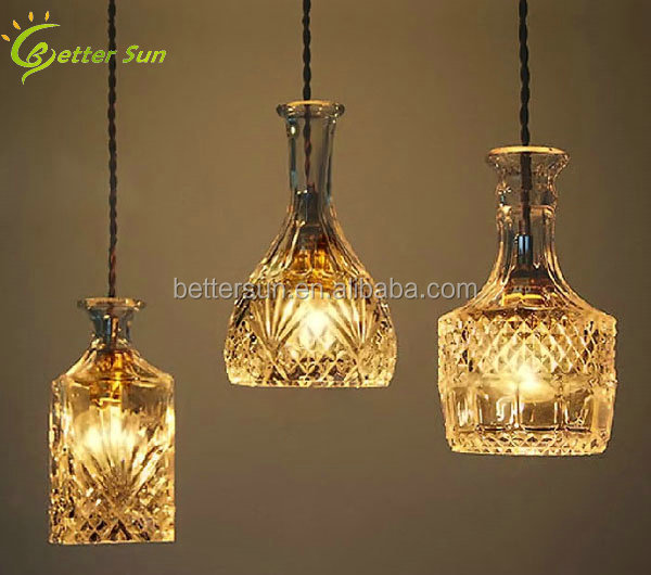 pottery barn paxton glass 3 light pendant chandelier new buy pendant. Black Bedroom Furniture Sets. Home Design Ideas