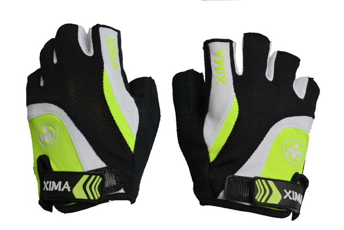 Bike Bicycle Half Finger Cycling bike Gloves for adult - kids Riding & Racing