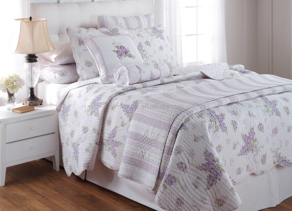 Bed sheets designs patchwork - Shanghai Honour Sale Handmade Bed Sheet Designs Patchwork Fabric