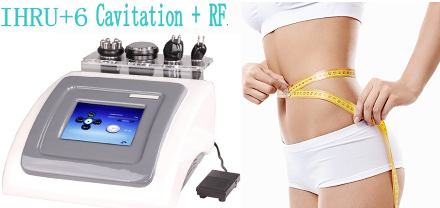 New products 4 in 1 slimming multifunctional rf cavitation machine