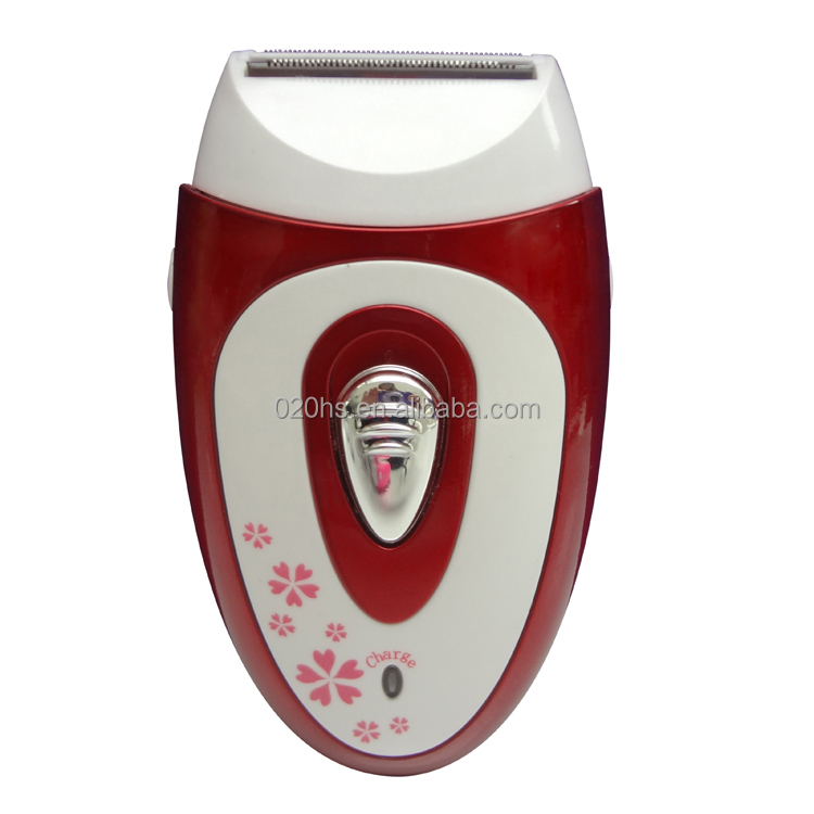 3 Heads Electric Body Epilator woman 's leg Shaver