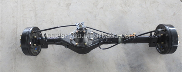 china manufacturing trailer axle for low bed trailer with cheap trailer axle price