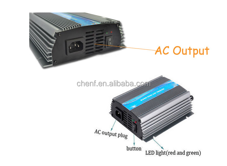 2014 Global hot sales solar dc to ac grid tie inverter 400W < 120VAC(90-140VAC) or 230VAC(190-260VAC) >