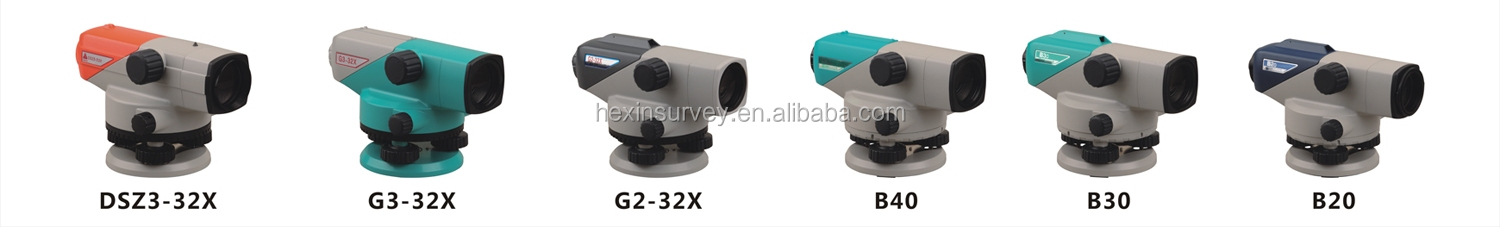 types of surveying instruments Gance DSZ32X