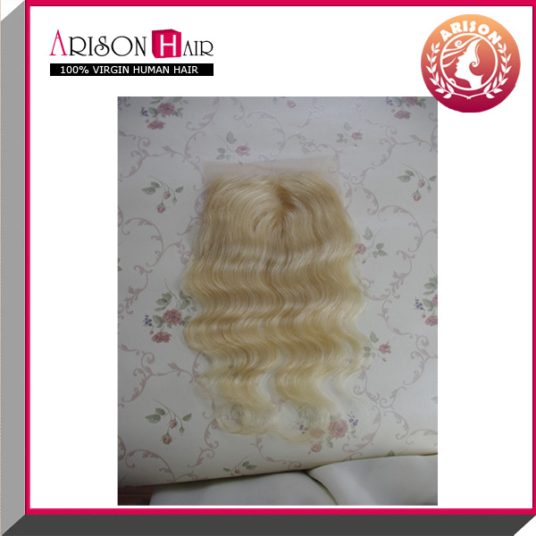 new fashion color 613 lace closure