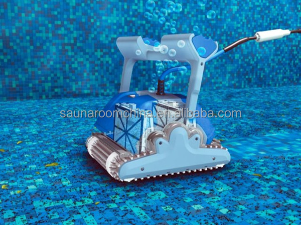 Commercial Use Cleaning Robot Machine Cleaning Swimming