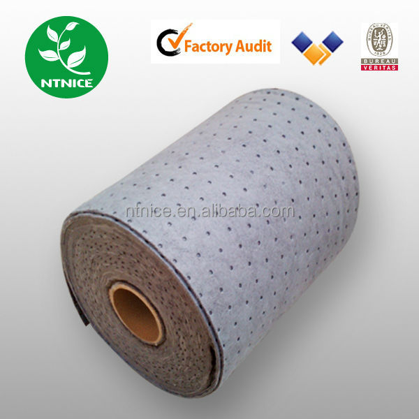 96cm*44m General Purpose Universal Spill Absorbent Mat Roll