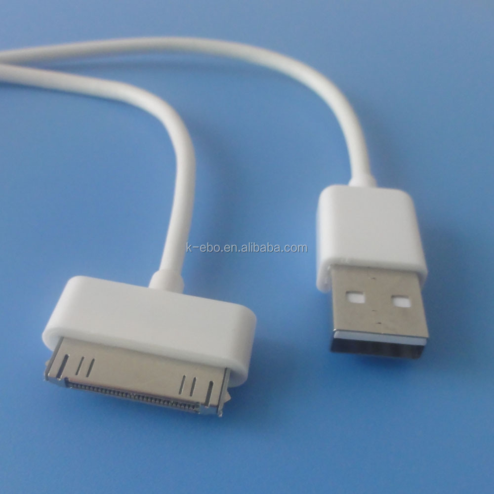 TPE USB Cable for iPhone 4 oem factory