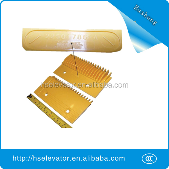 Hitachi escalator Comb Plate 22501786-A escalator installation