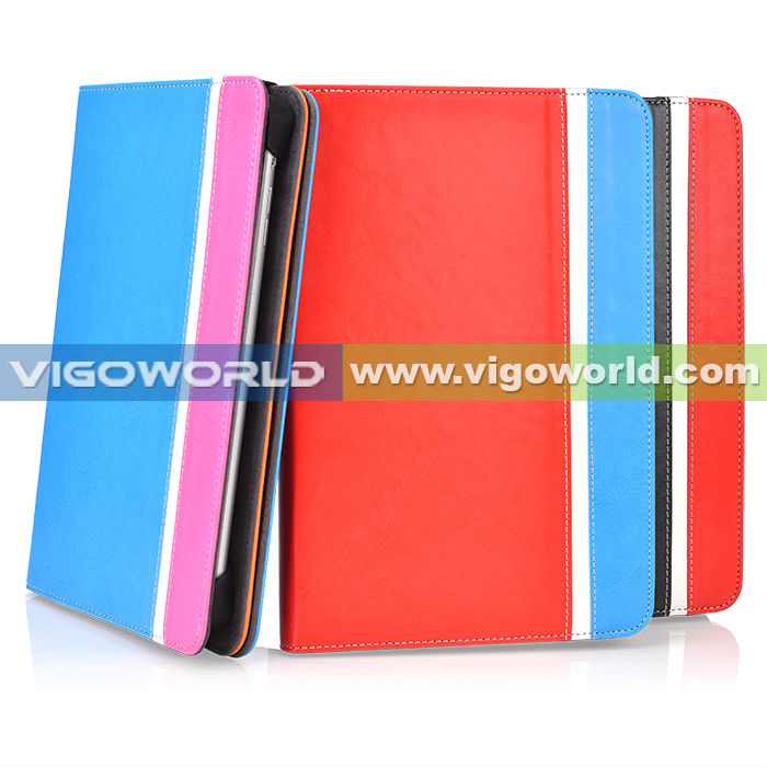Unique design patent universal belt clip 7 inch tablet case