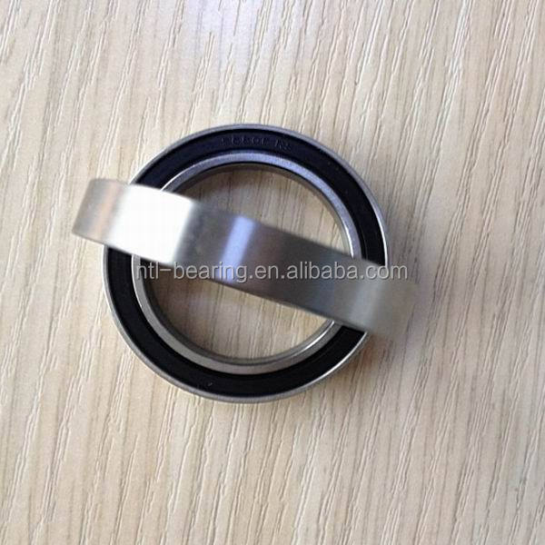 Stainless steel ball bearing SS6204 zz