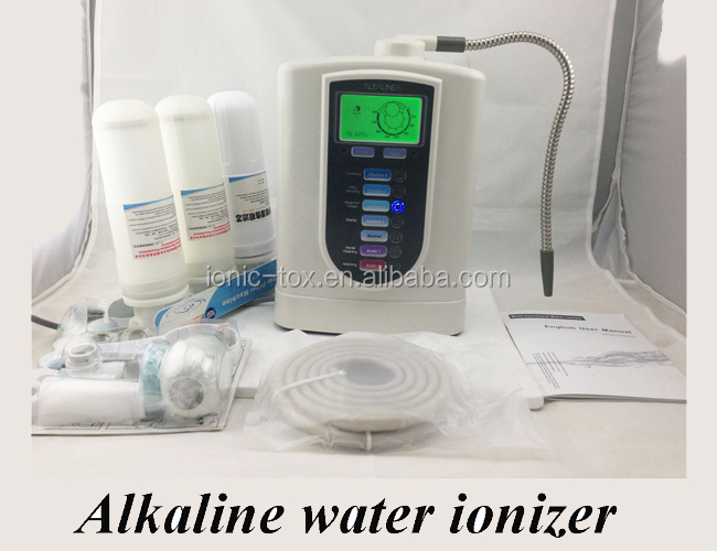 Top Version Water Purifier Alkaline Water Ionizer