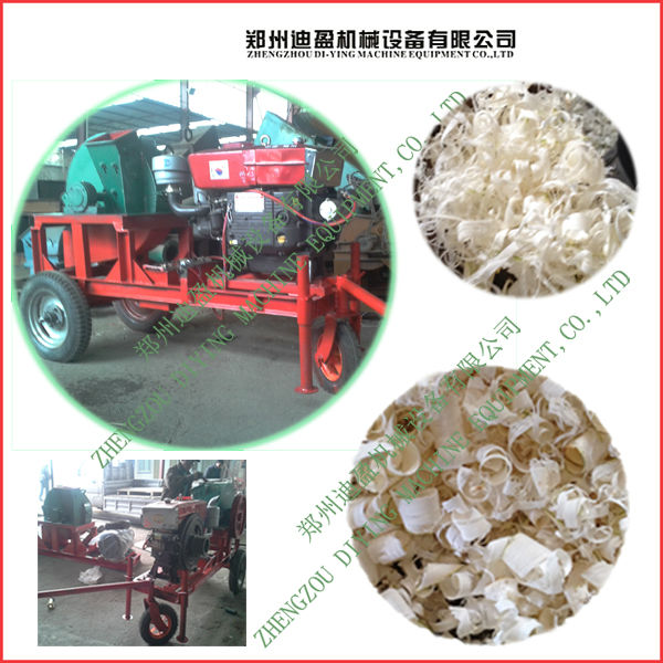 Low Price wood shavings making machine for horse farm