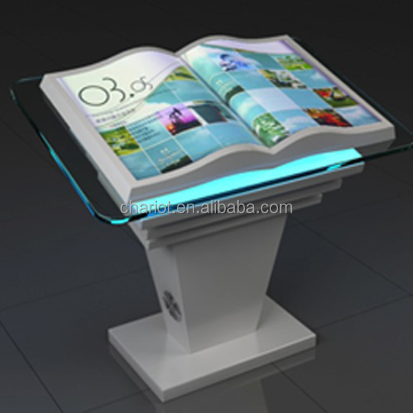 Chariottech T Shape Book Model Interactive Books Projector Virtual ...