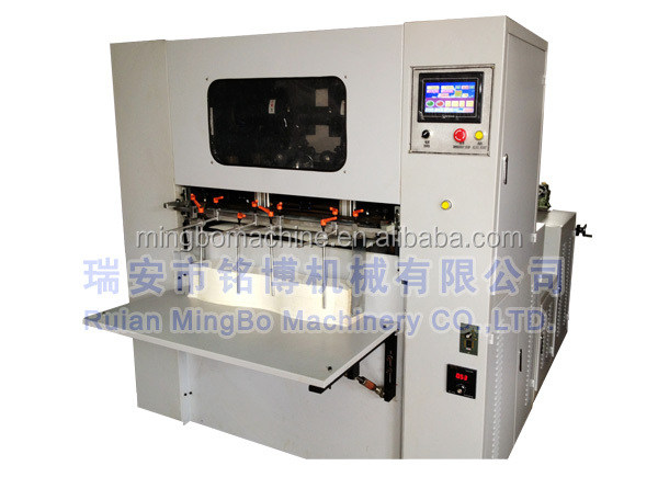 High speed full automatic plastic cup lid machine (MB-420)