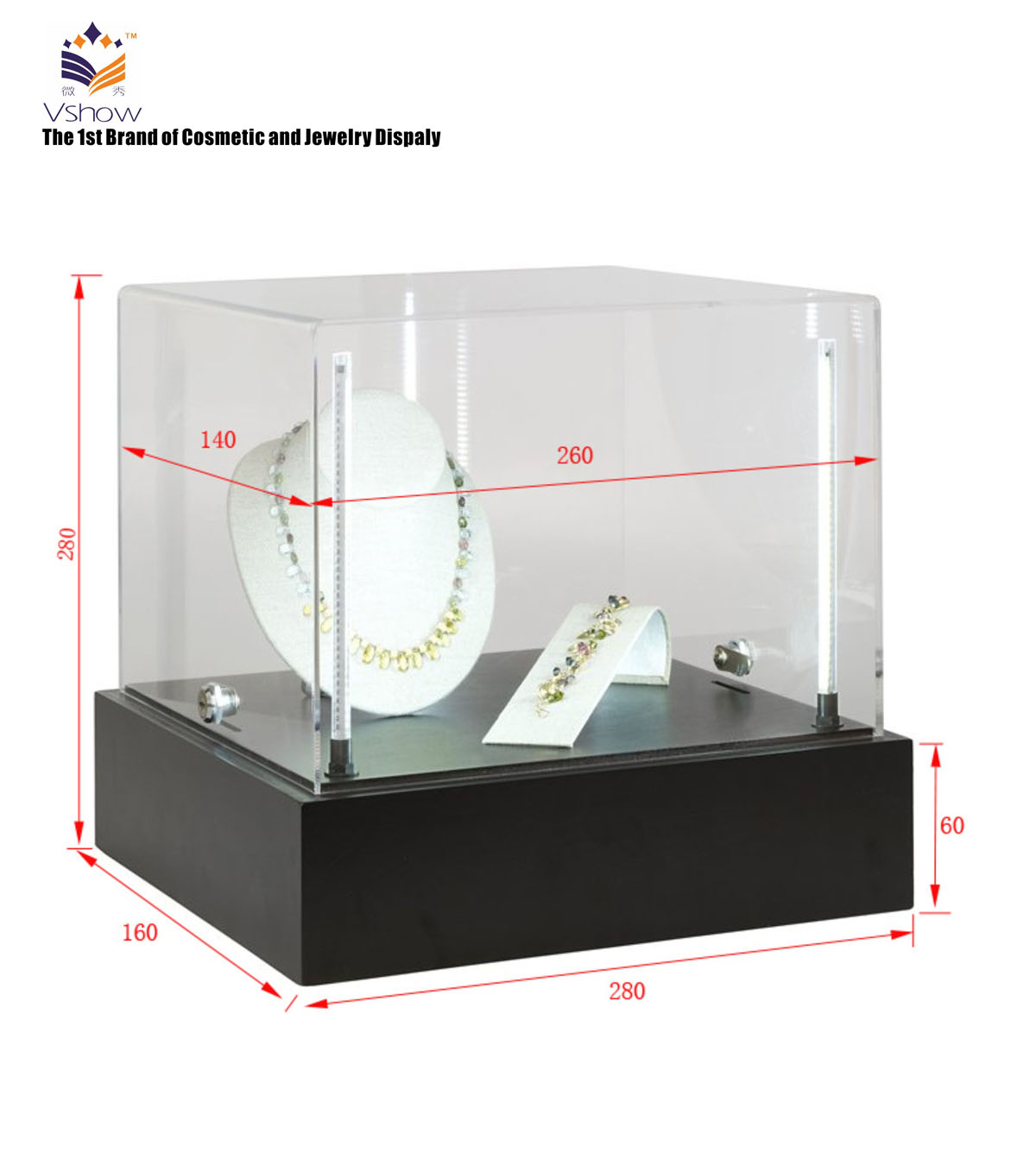 Acrylic Bobblehead Display Case, High Quality Acrylic Bobblehead Display Case,